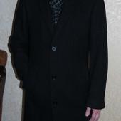 демісезонне чоловіче пальто 52-54Р.+ подарунок