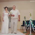 Шикарное свадебное платье!!!!!!