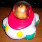 Tomy Машинка перевертыш с шариком