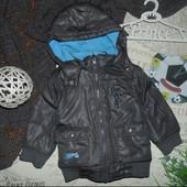 Куртка деми OKAY на 12-18 мес,рост 80-86 см.Большой выбор одежды!