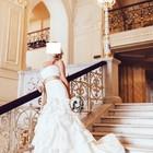 Свадебное платье от одного из ведущих дизайнеров в мире свадебной моды Веры Вонг.