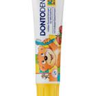 Детские зубные пасты Dontodent, Dentalux до 6 лет