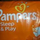 Продам Pampers Sleep & Play 3 (78шт), 4 (68шт), 5 (58шт)