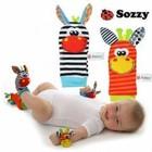 в наличии развивающие игрушки погремушки носочки браслетики Сози Sozzy lamaze