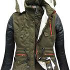 Парка женска три цвета Уценка, зимняя женская куртка-парка, купить женскую куртку парку в Украине