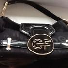 Черная сумочка GF  Ferre( как новая),оригинал