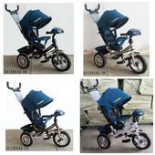 Велосипед turbo trike турбо Трайк M 3115HAJ с фарой надувные колеса