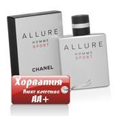 Chanel Allure Homme SportЛюкс качество ! Хорватия шанель аллюр хом спорт