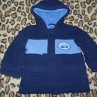 Тёплая куртка 1-2 года.