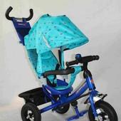Трехколесный велосипед Azimut Air ВС-17В