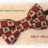 Новогодняя коллекция бабочек baboon-baboon