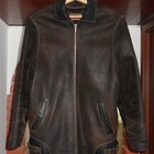 Куртка 2 в 1 .натуральная кожа. Размер М