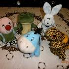 Игрушки для кукольного театра, Disney, Ikea, Caltoy