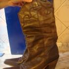 Женские кожаные ковбойки  Sixtyseven. Испания