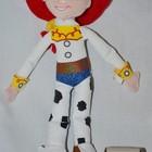 Обаятельная ковбойша кукла Джесси Jessie Toy Story дисней