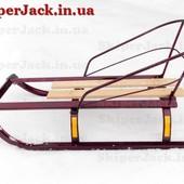 Санки Skiper Jack Classic - красочные и прочные.Украина.