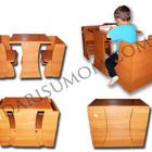 Столик и стульчики. Детский стол-трансформер. Киев.