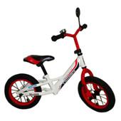 Беговел Азимут Кроссер Баланс 12 14 16 дюйм детский велобег Crosser Balanсе