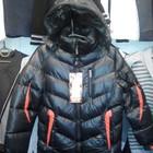 Куртка SAZ на мальчика подростка 146-158 см