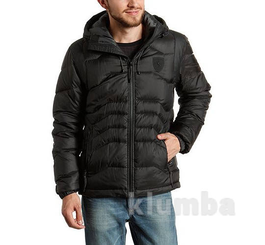 34fcb4473d70f Пуховик puma ferrari down jacket black (все размеры), цена 2799 грн ...