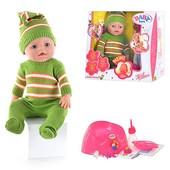 Кукла пупс Baby Born, Беби борн, берн 8001, Doll и маленькая ляля