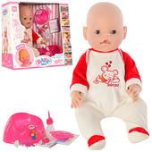 Кукла пупс Baby Born, Беби борн, берн 8001-6, Doll и Маленькая ляля