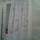 Тюль, гардины ИКЕА Боргхильд с нежным рисунком, 950 грн.