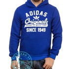 Тёплая толстовка Adidas