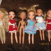 кукла братц mga