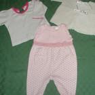 Фирменные наряды для девочки (Next, Disney, H&M, George ) 0-3-6 мес(часть 4)