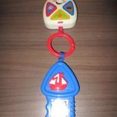 Музыкальная игрушка погремушка Fisher Price (Фишер-прайс)