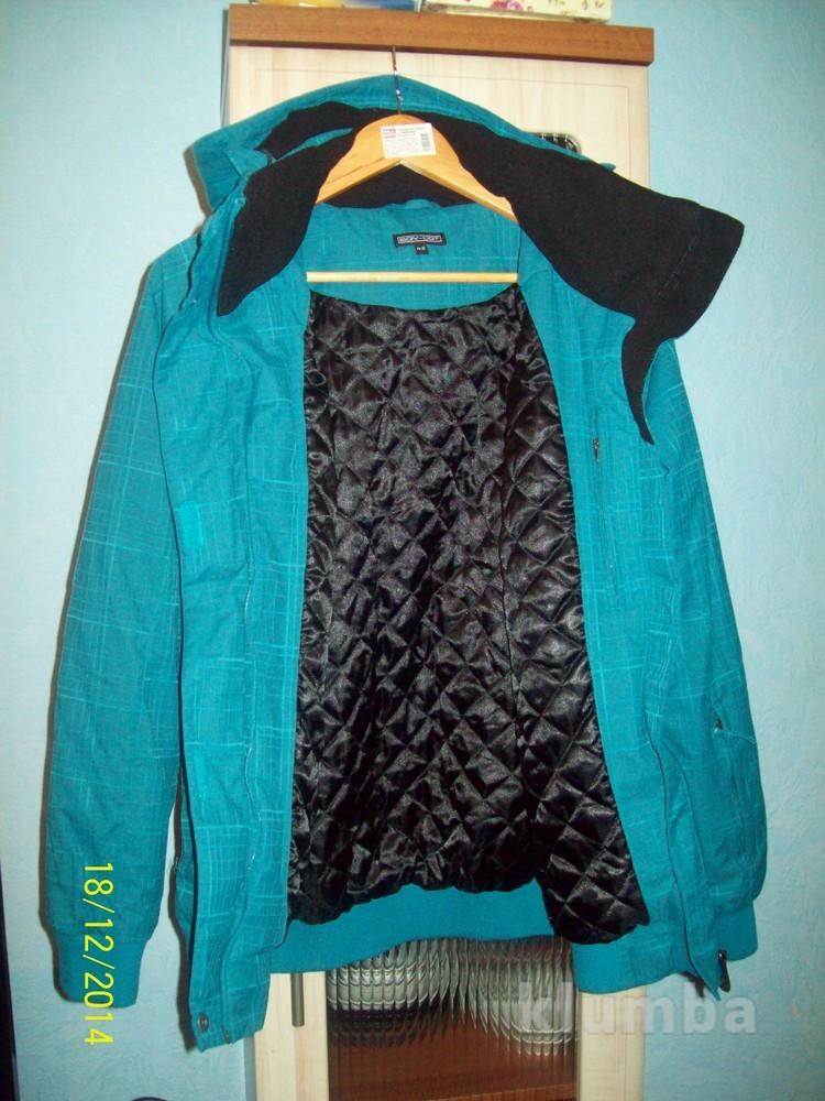 Куртка размер 42 фото №3