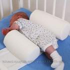 Ортопедическая подушка ограничитель-позиционер для детской кроватки ( махровый) TY i MY