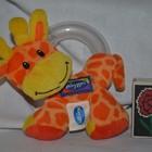 Погремушка кольцо жираф Playgro