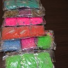 Набор Loom Bands 300 разноцветных резинок для плетения браслетов сувениров, оптом розница