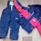 Зимний комплект ( куртка+ полукомбинезон) Wintex  на мальчика 98 см
