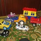 игрушки для мальчишек