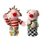 Игрушка Клоун на руку для кукольного театра, Ikea