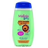 Детский гель для душа Malizia Baby 0+