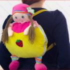 Детский плед рюкзак