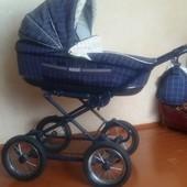 Продам б/у детскую коляску Roan Marita  2 в 1 (зиняя и летняя)