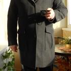 Мужское пальто H&M размер 52-54