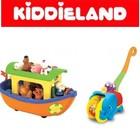 Kiddieland   развивающие игрушки