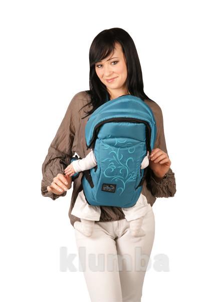 Рюкзак -переноска для детей rainbow n15 zaffiro womar ( польша) фото №4
