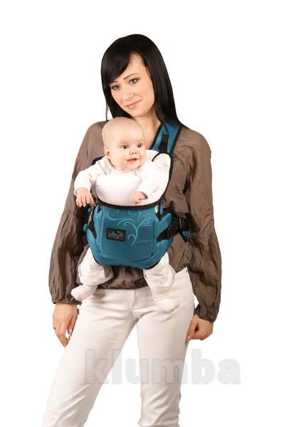 Рюкзак -переноска для детей rainbow n15 zaffiro womar ( польша) фото №5