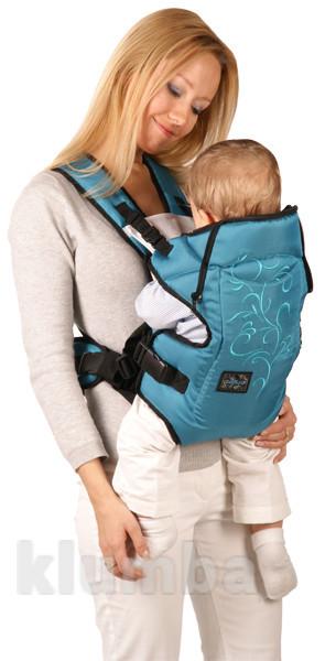 Рюкзак -переноска для детей rainbow n15 zaffiro womar ( польша) фото №6