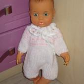 Кукла пупс  ideal toy hong kong 1971 г.