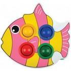 Стучалка -рыбка
