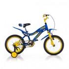 Азимут Кср Премиум 16  дюймов детский велосипед Azimut ksr Premium