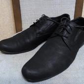 Туфли Braska 44-45 размер. кожа